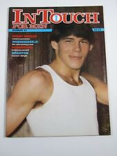 I.T. In Touch Magazine-Gay Male Nudes Sept/Oct 1979 #43; Tim Kramer; Dick Miller