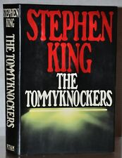 *SIGNED* NEAR FINE 1ST/1ST EDITION~ THE TOMMYKNOCKERS ~ STEPHEN KING