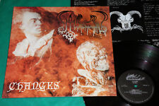 Miasma - Changes BRAZIL 1st press LP 1992 Hellion Records