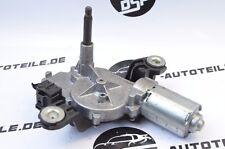 VW GOLF VI 5k limpiaparabrisas trasero Motor 5k6955711b Soporte Roto