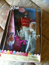 Barbie Ken in The Nutcracker as PRINCE ERIC  , 2001, box Opened