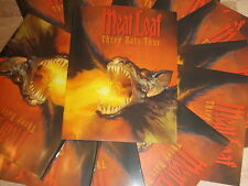 Meat Loaf Three Batts Tour Programme 2007 Unthumbed