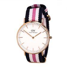 Daniel Wellington Southampton Women's 36mm Multicolor Nylon Quartz Watch 0506dw