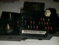 99 - 01 FORD F250 F350 SD INTERIOR FUSE BOX POWER MODULE PANEL 1C3T-14A067-CC