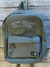 New York Yankees Season Ticket Holder Exclusive Gray New Era Backpack