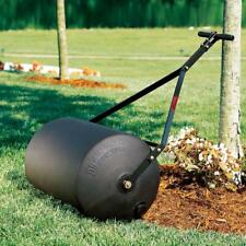 Poly Lawn Roller Push/Tow Combination Heavy Duty Steel Rust Resist Large Dia.