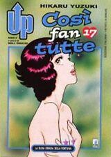 manga STAR COMICS COSI FAN TUTTE numero 17