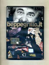 Beppe Grillo # BEPPEGRILLO . IT # Casaleggio Associati  DVD-Video 2005