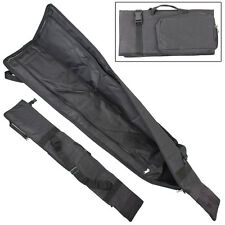 Single or Multi Black Nylon Challenger Portable Sword Bag