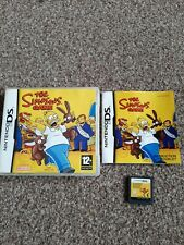 The Simpsons Game (Nintendo DS, 2007)