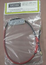 Terry Cable Racing Teflon Throttle Cable 86 Honda ATC200X Whirlpull to Stock