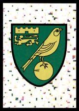 Topps Premier League 2013 - Norwich City Club Badge Norwich City No. 147