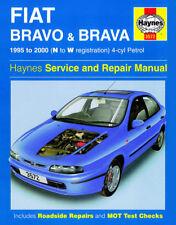 3572 Fiat Bravo & Brava 1995 - 2000 Haynes Service and Repair Manual