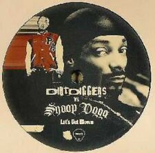 "DirtDiggers vs Snoop Dogg ‎– Let's Get Blown (Remixes) EP 12 "" Maxi  Pharrell"