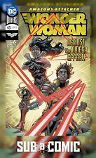WONDER WOMAN #43 (DC 2018 1st Print) COMIC