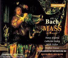 Bach: Messa In Si Minore / Hickox, Collegium Musicum 90 - CD