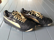 PUMA 2008 California Sportie LA Black Gold Camo US 6.5 Limited Edition only 150!