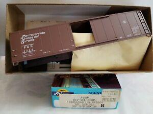 ATHEARN BEV-BEL HO 4803 FERROCARRILES UNIDOS del SURESTE 50' S/D BOXCAR FUS 1242