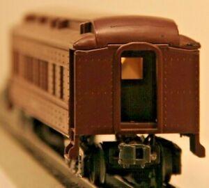 Lionel O, Lionel Lines, Madison Heavyweight Passenger Car, 2625, True C-7, -dj