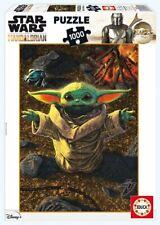 Star Wars MANDALORIAN Baby Yoda GROGY Jigsaw PUZZLE 1000 pieces