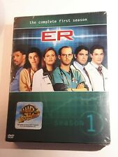 ER the complete first season DVD boxset new sealed 1st 1