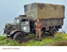 Milicast Uk289 1/76 Resin Wwii British Austin K3 3ton Gs Truck (Late)