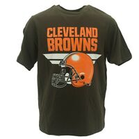 New NFL Cleveland Browns Official Youth Size Team Apparel T-Shirt Football NWT