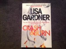 Crash & Burn By Lisa Gardner  Book