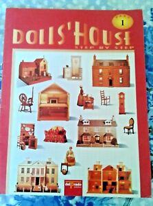 DOLLS HOUSE STEP BY STEP PART 1 DEL PRADO MAGAZINE