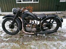 bmw  r35 r 35 1951 mit brief, läuft