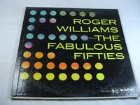 Roger Williams - Songs Of The Fabulous Fifties - Kapp Records Double Album Mono
