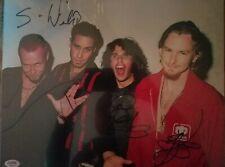 Stone Temple Pilots Autographed 16x20 Photo Of Band w/ PSA DNA COA Scott Weiland