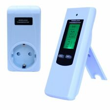 FunkSteckdose Thermostat Heizung Infrarotheizung Steuerung Temperatur Automatik