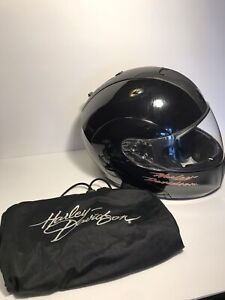 Harley Davidson Helmet HD-M1V Full Face Convertible With Bag - Large