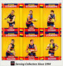 2017 Select AFL Footy Stars Trading Cards Footy Standups Team Set (6)-ADELAIDE
