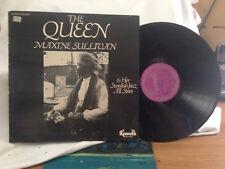 "THE QUEEN MAXINE SULLIVAN & HER SWEDISH JAZZ ALL STARS VINYL LP RECORD 12"""