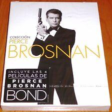 COLECCION PIERCE BROSNAN James Bond / Goldeneye + Muere otro día + 2 títulos mas