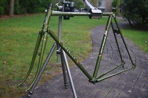 Frameset/Rahmenset - Gazelle Champion Mondial , RH 56cm, Reynolds 531, 700c