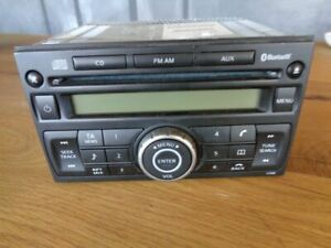 CD-Radio Audio System 28185BG10A NISSAN MICRA III (K12) 1.0I 16V