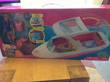 Muñecas Barbie Delfín Magic Barco Y Completo Conjunto de Juego