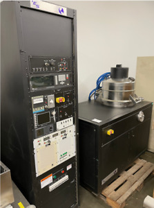 Temescal Technical Engineering Services (T.E.S.) FC-1800 Load Locked E-Beam