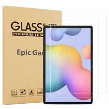 2PCS Tempered Glass Screen Protector Samsung Galaxy Tab Tablets