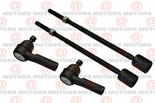 Front Set Kit New Steering Tie Rod End Fits Ford Freestar Mercury Monterey