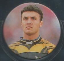 PANINI CAPS 1996-SNICKERS-EURO 96- #09-BULGARIA-MIHAILOV
