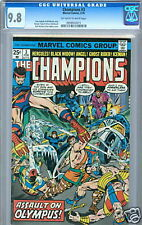 Champions #3 Highest Graded CGC 9.8