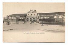 CPA Dijon  la gare P.L.M.  carte postale/cp196