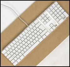 Cualquier tecla de Apple Mac A1048 Blanco QWERTY Teclado USB UK-por favor, elija uno