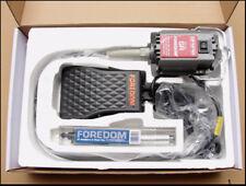 220V 4mm FOREDOM SR Hanging Flexshaft Mill Motor Jewelry Design & Repair Kit