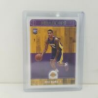 NBA Basketball Kyle Kuzma 2017-18 Panini NBA Hoops Rookie RC Card