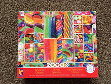 Ceaco - Sweet Selection - 2000 Piece Jigsaw Puzzle